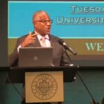 The African Experience in Spanish America @Kean University by: Felipe Luciano